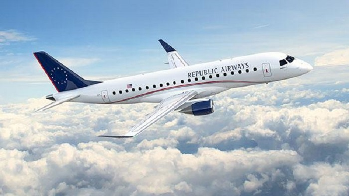 Republic Airways finalises US$4.7b order with Embraer 3