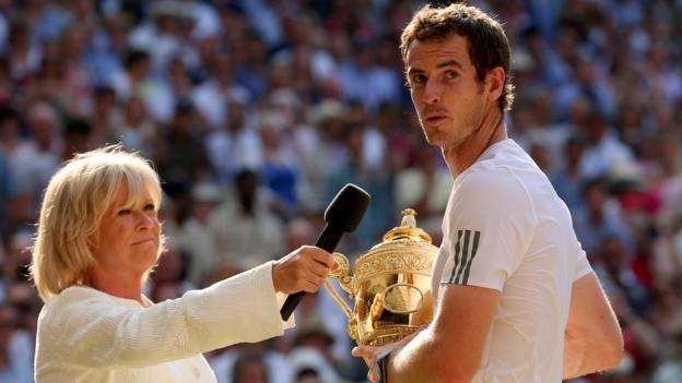 Andy Murray: Briton's retirement will be 'devastating', says Sue Barker 12