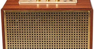 This Vintage Bluetooth Speaker Is on Sale at Amazon for Only $99 6