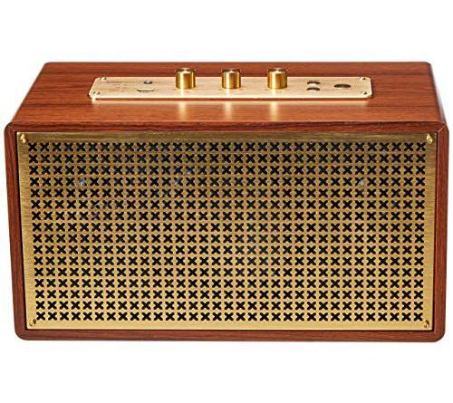 This Vintage Bluetooth Speaker Is on Sale at Amazon for Only $99 1