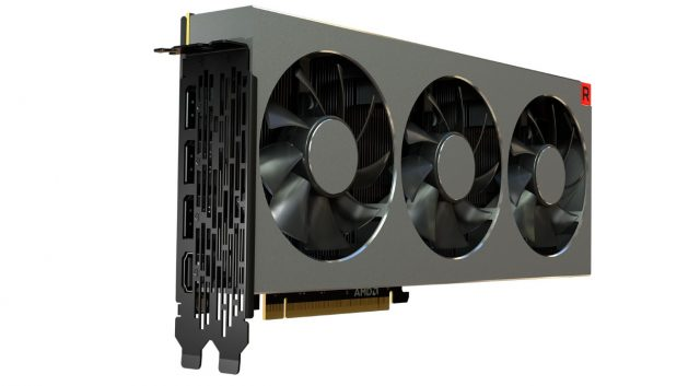 AMD Radeon VII Won't Offer Full-Speed Double Precision 7