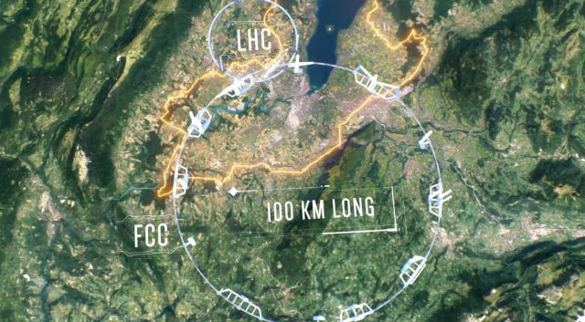 CERN Reveals Plans for Particle Collider Four Times Larger Than LHC 12