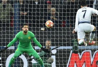 Tottenham Hotspur 3-0 Borussia Dortmund: Spurs secure superb Champions League win