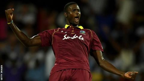 England in West Indies: Hosts claim dramatic 26-run victory 1