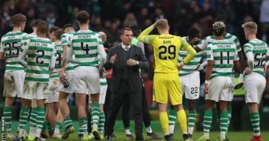 Brendan Rodgers: Celtic boss set to join Leicester after permission for talks 4