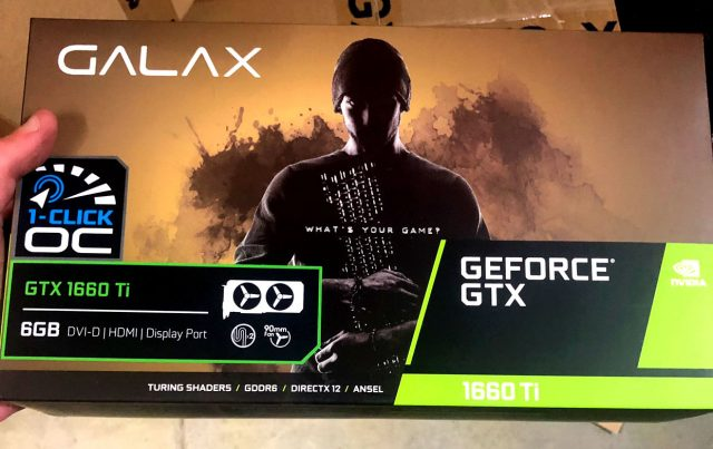 Nvidia GeForce GTX 1660 Ti Info Leaks From Multiple Retailers 11