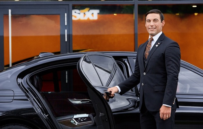 Sixt launches new Event Transportation division 7