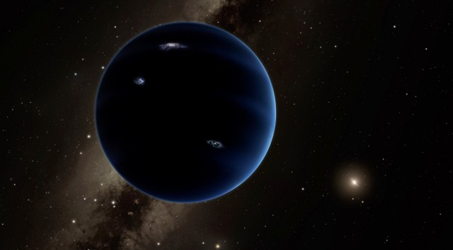 New Studies Support Existence of Massive 9th Planet 1