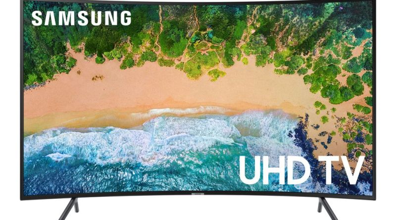 "This 65"" Samsung 4K HD TV Is 50 Percent Off Today Only 2"