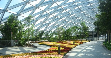 Jewel Changi Airport opens in Singapore 2