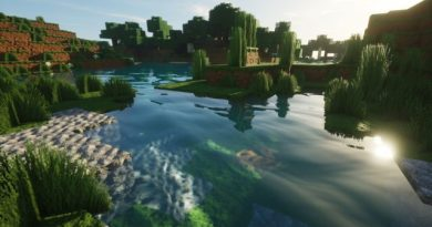 New Path-Traced Shaders Make Minecraft Look Amazing 5