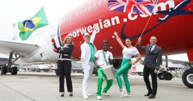 Norwegian takes off for Brazil with new Rio de Janeiro route 4