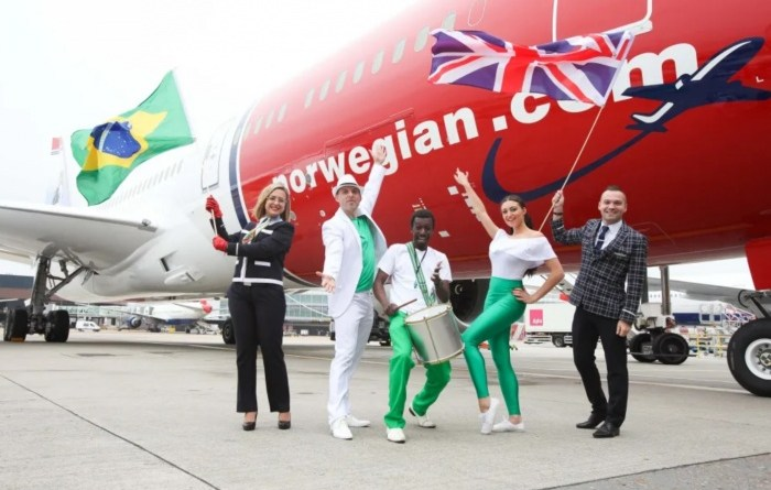 Norwegian takes off for Brazil with new Rio de Janeiro route 1