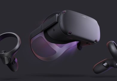 The Oculus Quest VR Headset Is Out Now—and It's Very Impressive