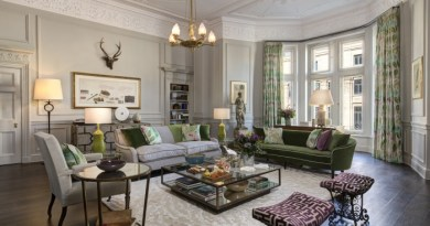 The Balmoral unveils renovated Glamis Suite in Edinburgh 4