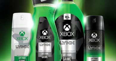 Xbox and Axe's Body Spray for Gamers Is Embarrassing 3