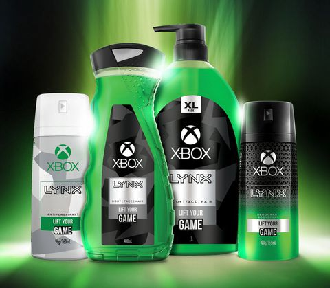 Xbox and Axe's Body Spray for Gamers Is Embarrassing 1