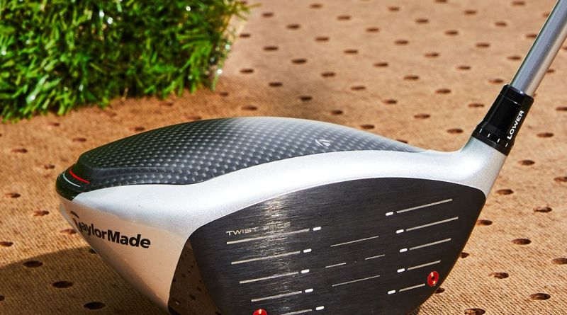 TaylorMade's M5 Driver Will Give You PGA Pro-Level Confidence on the Tee 1