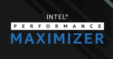 New Intel Performance Maximizer Offers 1-Touch Overclocking 1