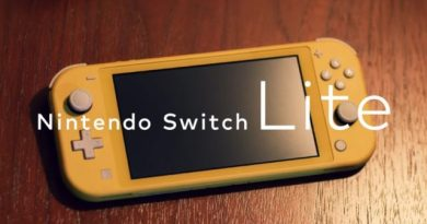 Nintendo Unveils Switch Lite, Coming Sept. 20 for $199 11