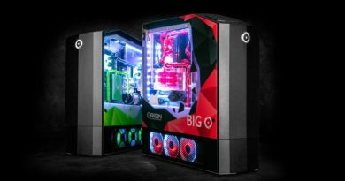 Origin Builds Custom Gaming PC With Built-In PS4 Pro, Xbox One X, and Nintendo Switch 4