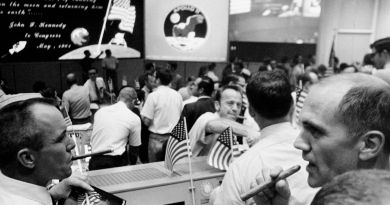 NASA Celebrated Apollo 11's 50th Anniversary with a Total Restoration of Mission Control 3