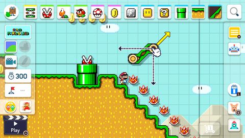 Super Mario Maker 2 Is a Celebration of Mario at His Best 1