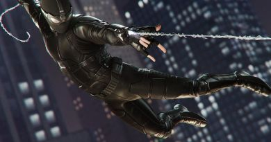 Insomniac's Spider-Man PS4 Just Added Cool Far From Home DLC Suits 3