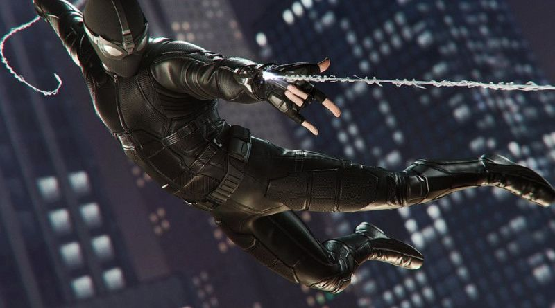 Insomniac's Spider-Man PS4 Just Added Cool Far From Home DLC Suits 6