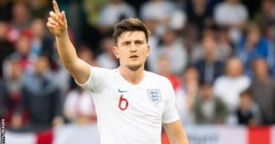 Harry Maguire: Man Utd agree £80m deal for Leicester defender 11