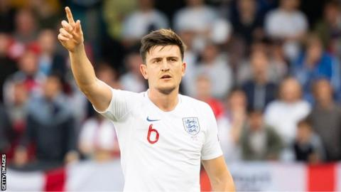 Harry Maguire: Man Utd agree £80m deal for Leicester defender 7