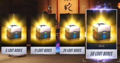 Sony, Microsoft, and Nintendo Will Require Loot Box Drop Rate Disclosures 2