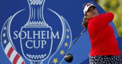 Solheim Cup 2019: Europe take slender 4½-3½ lead over United States after day one 3