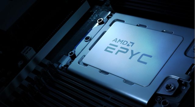 AMD Unveils Epyc 7H12: A 280W 7nm Server Core to Rule the Roost 1