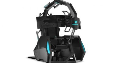 Throne of Games: Acer's 'Affordable' Predator Thronos Air Chair Costs $14,000 4