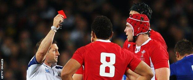 Rugby World Cup 2019: France v Wales (Sun) 25