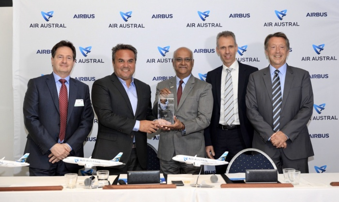 Air Austral becomes latest Airbus A220 customer 5