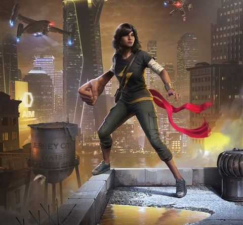 Kamala Khan—A.K.A. Ms. Marvel—Was Just Revealed in a New Trailer for the Marvel's Avengers Video Game 12