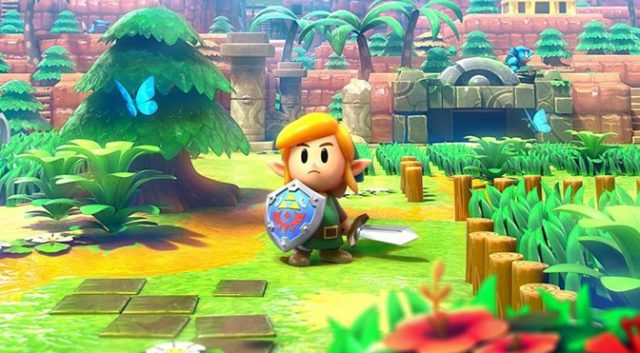 No One Can Figure Out What Causes Performance Hiccups in Link's Awakening on Switch 5