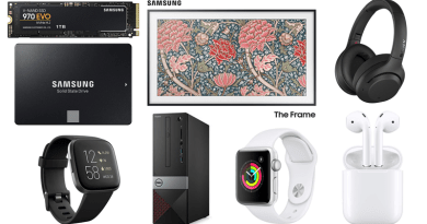 ET Deals: Samsung Early Black Friday Deals: 1TB Samsung 970 EVO SSD $150, 2TB Samsung 860 EVO SSD $230, Up to 47 Percent off Samsung The Frame 4K QLED TVs 3