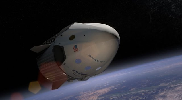 SpaceX Successfully Tests Crewed Dragon Launch Abort Engines 1