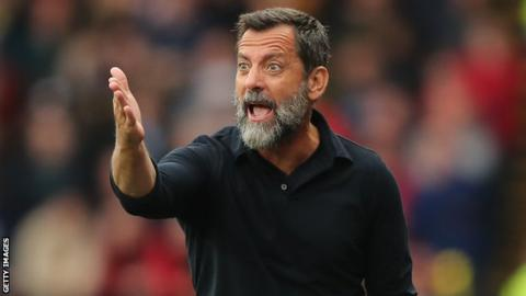 Quique Sanchez Flores: Watford sack manager after less than three months in charge 1
