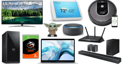 ET Deals: Echo Show 8 + Echo Dot $80, $150 off Inspiron 3670, Roomba 675 $200 2