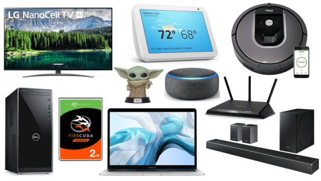 ET Deals: Echo Show 8 + Echo Dot $80, $150 off Inspiron 3670, Roomba 675 $200 12