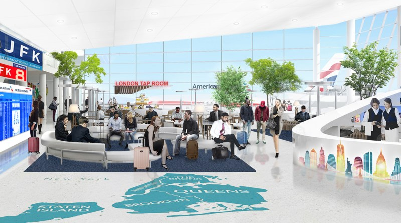 Construction begins on JFK Terminal 8 upgrade 11