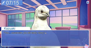 To All the Birds I Loved Before: How I Got My Heart Dropkicked By Pigeons in Hatoful Boyfriend