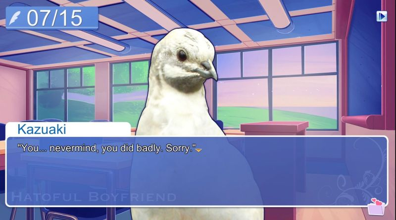 To All the Birds I Loved Before: How I Got My Heart Dropkicked By Pigeons in Hatoful Boyfriend 4