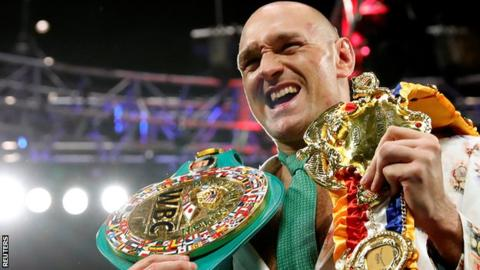 Tyson Fury: Ukad set to open new investigation into farmer's meat claims 1