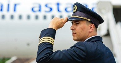 Air Astana seeks to insulate Kazakhstan from coronavirus 4