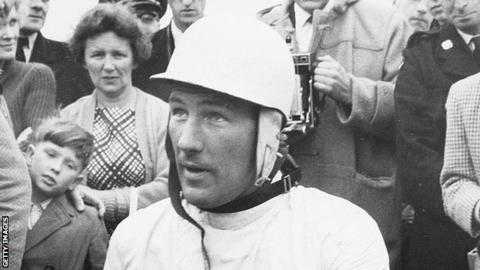 Sir Stirling Moss: Motor racing legend dies aged 90 after long illness 1